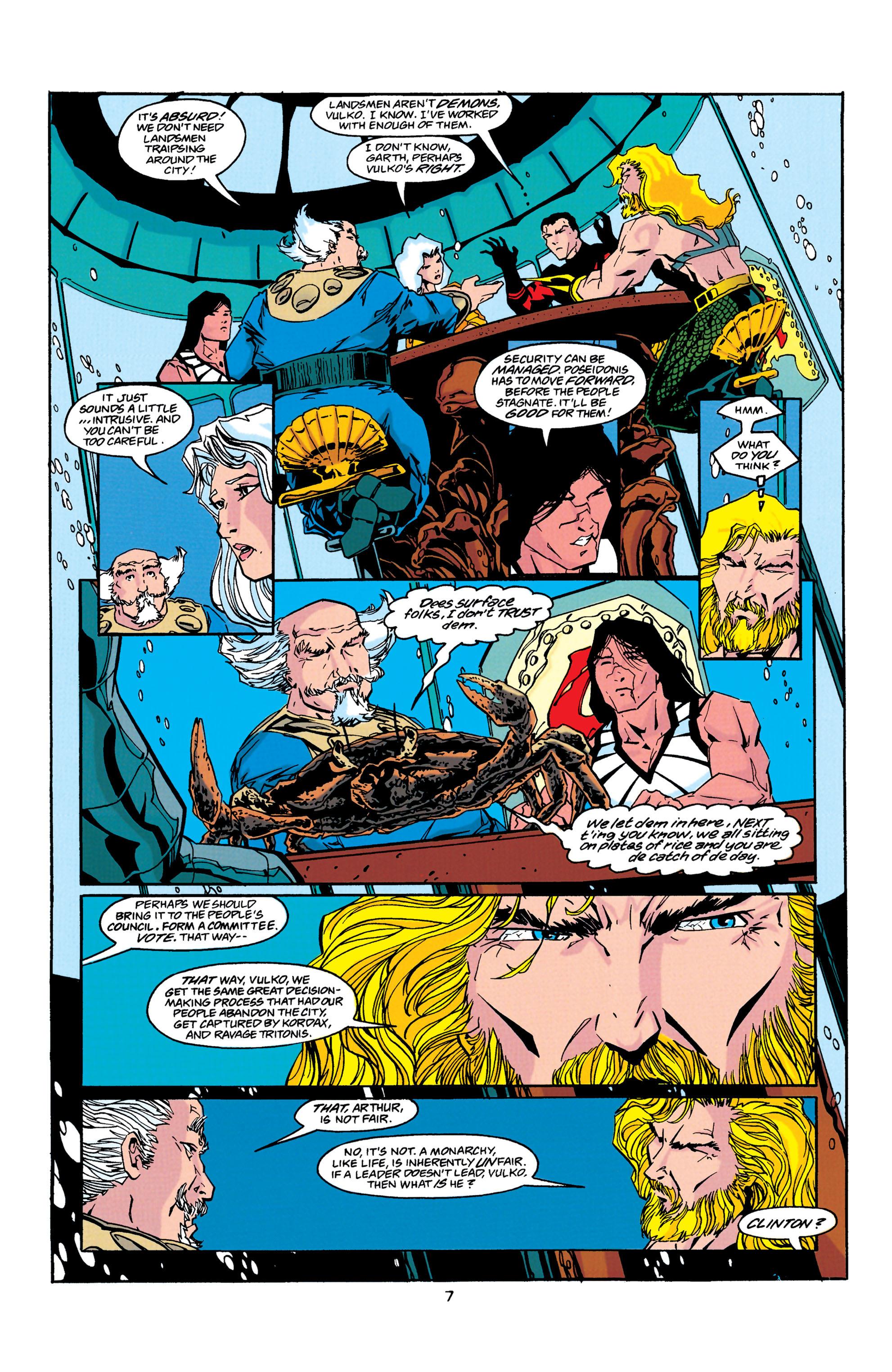 Read online Aquaman (1994) comic -  Issue #38 - 8