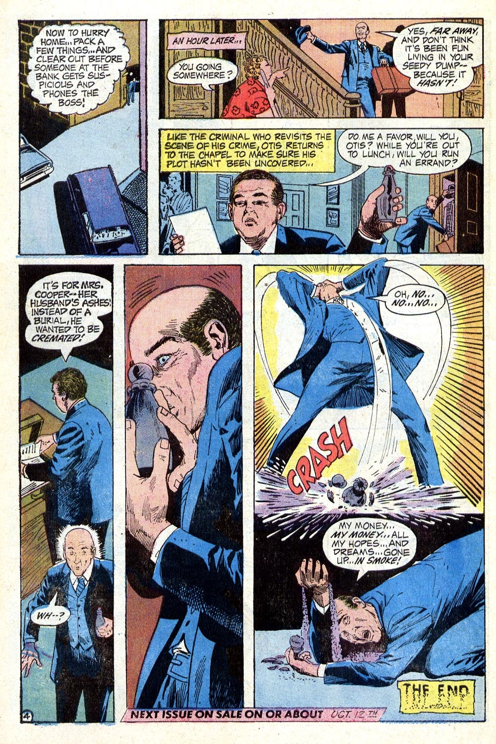 The Witching Hour (1969) issue 17 - Page 31