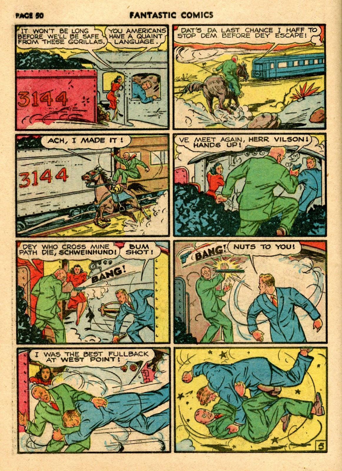 Read online Fantastic Comics comic -  Issue #21 - 48