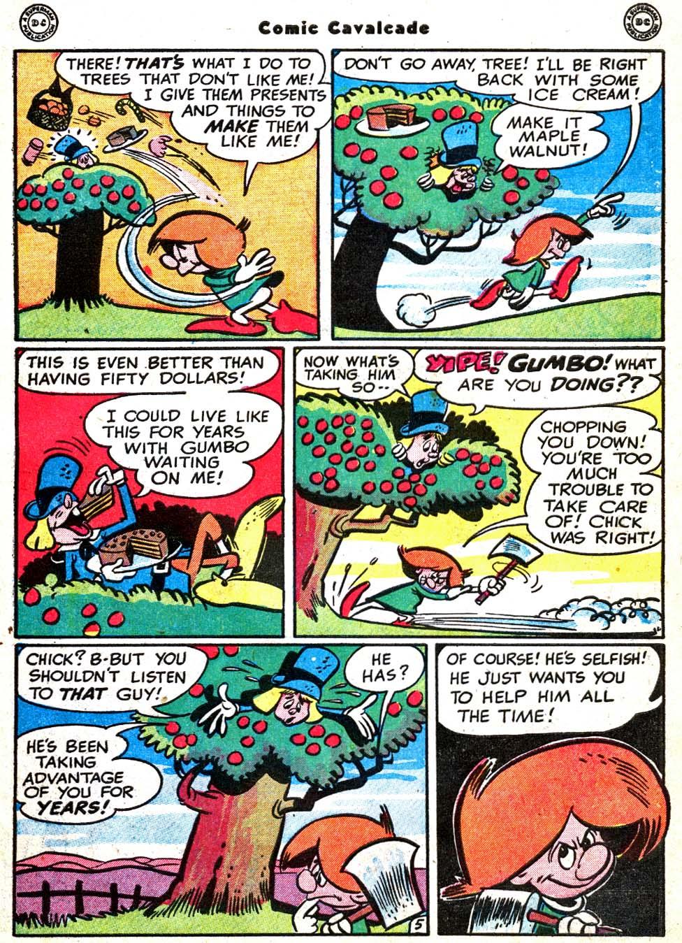 Comic Cavalcade issue 31 - Page 47