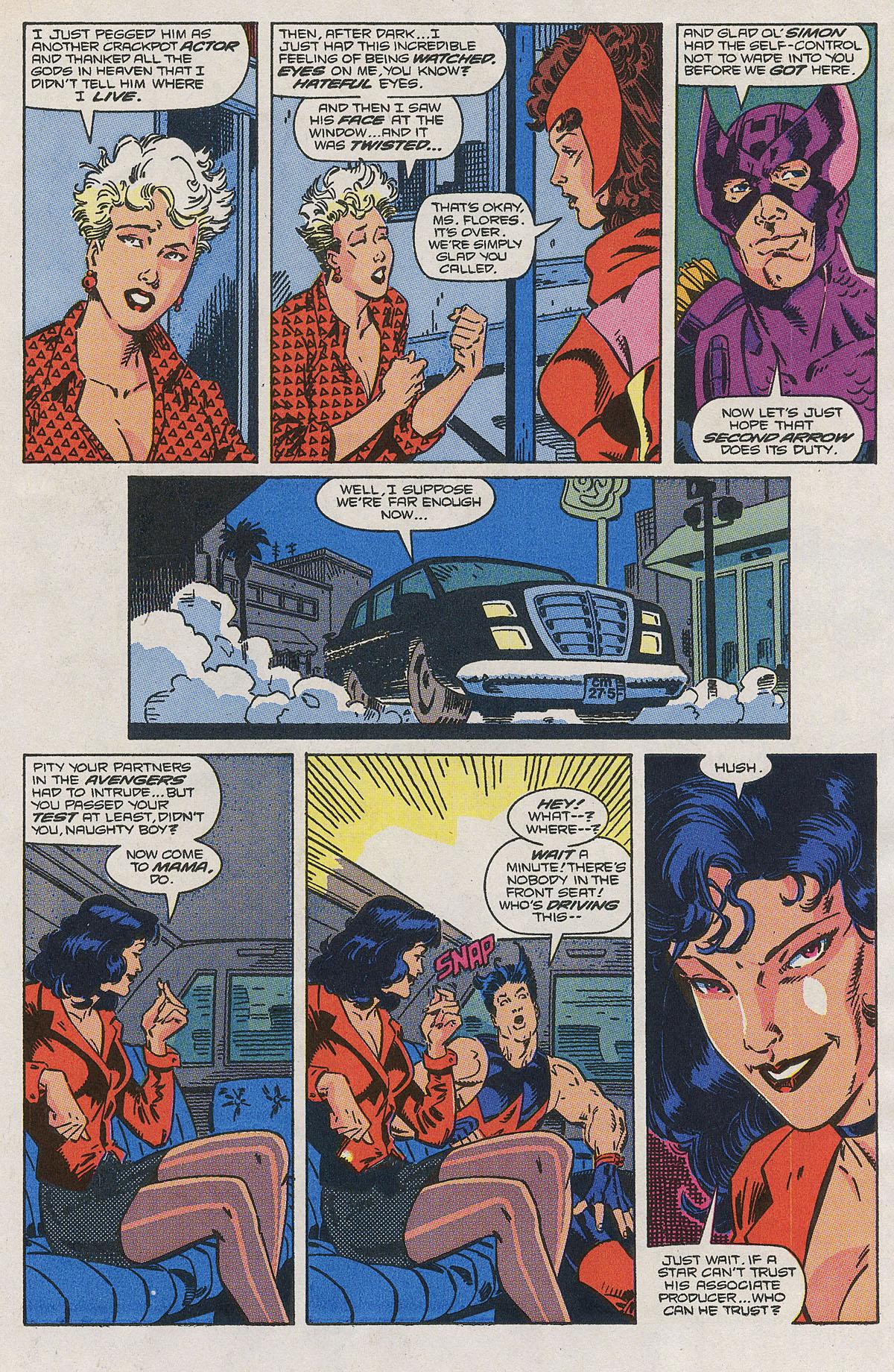 Read online Wonder Man (1991) comic -  Issue #2 - 10