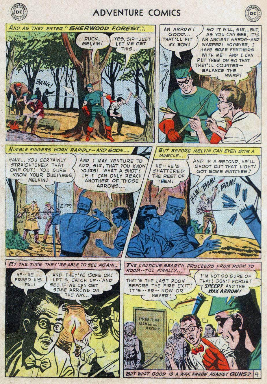 Read online Adventure Comics (1938) comic -  Issue #236 - 30