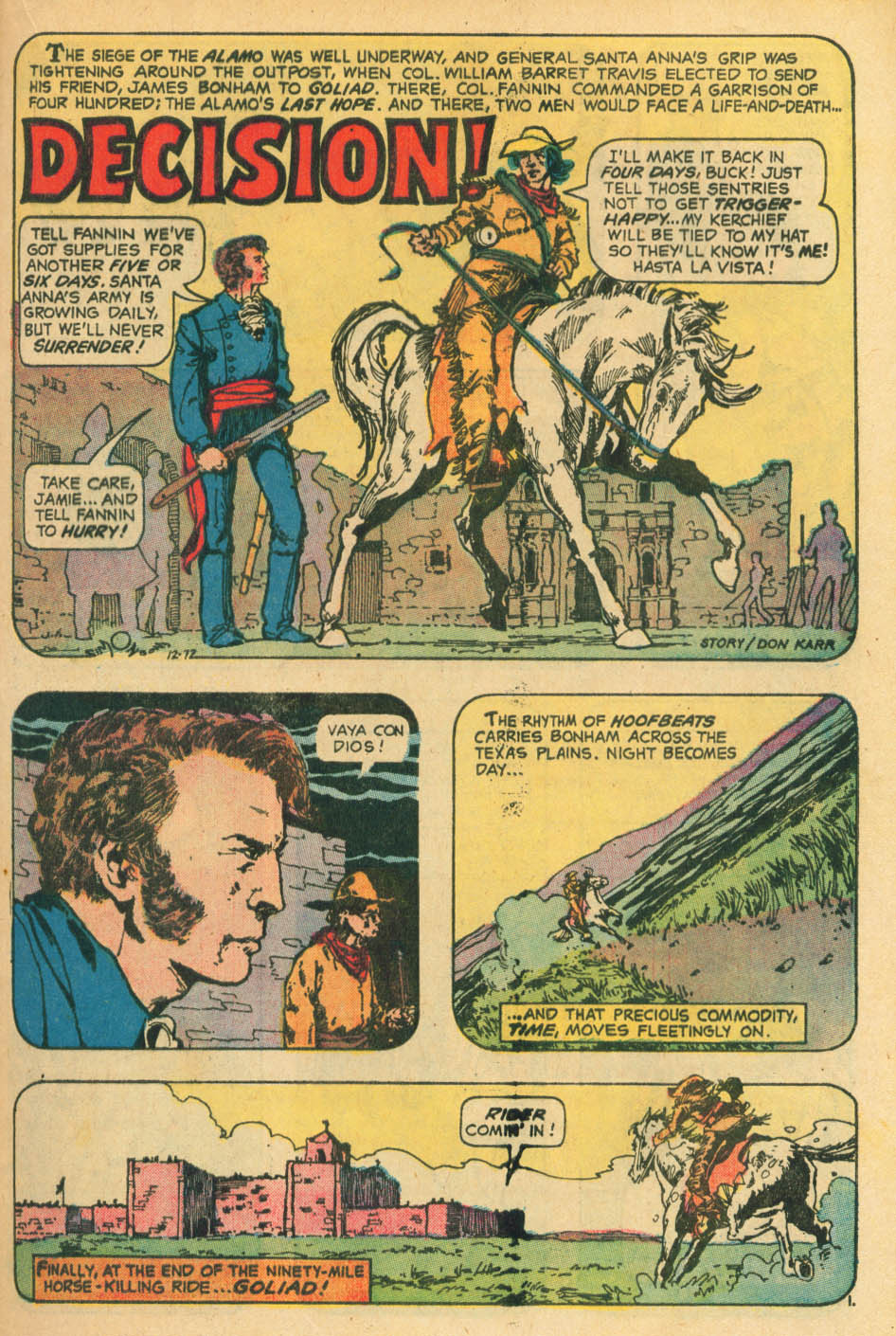 Read online Star Spangled War Stories (1952) comic -  Issue #172 - 14