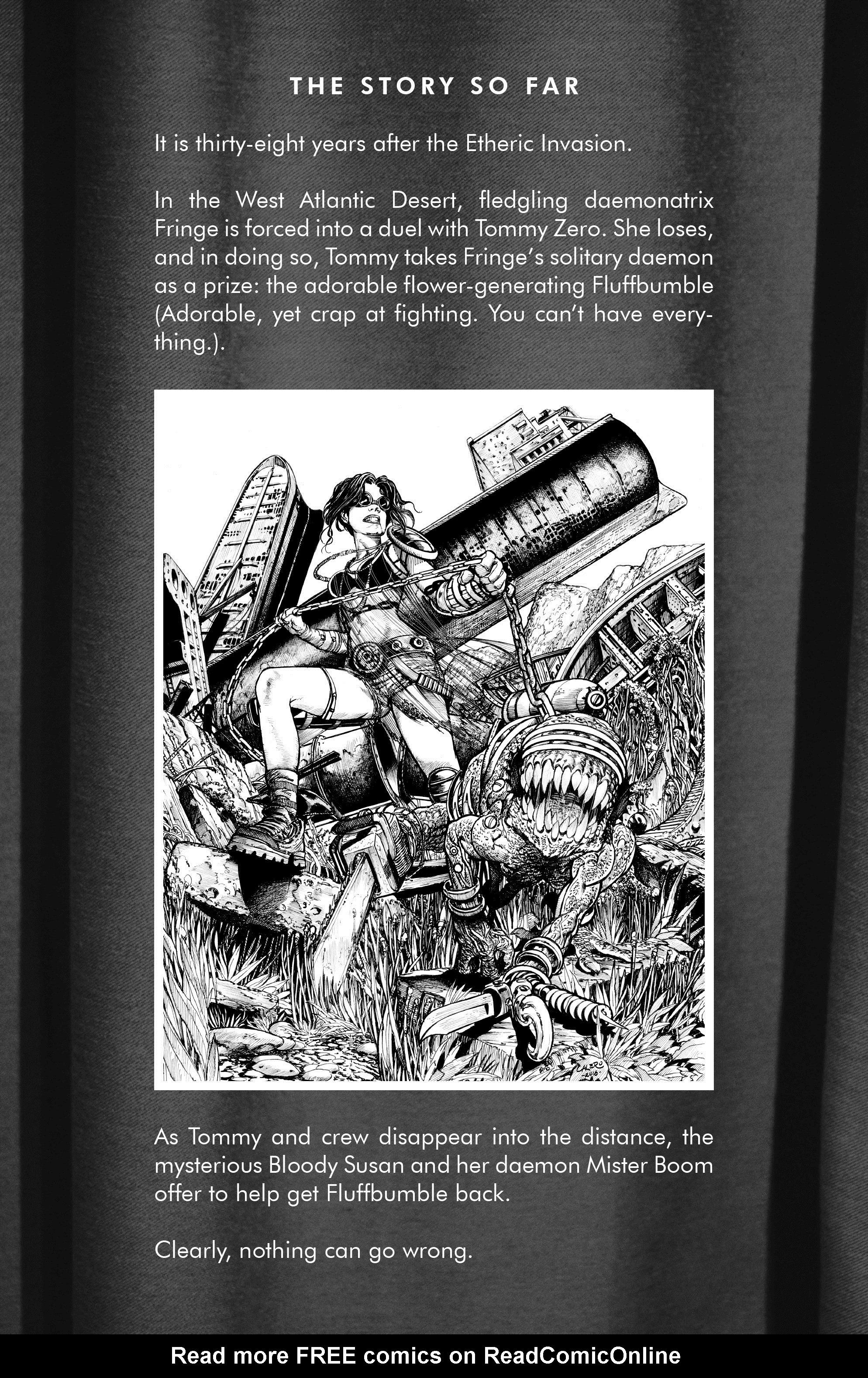 Read online Alan Moore's Cinema Purgatorio comic -  Issue #2 - 24