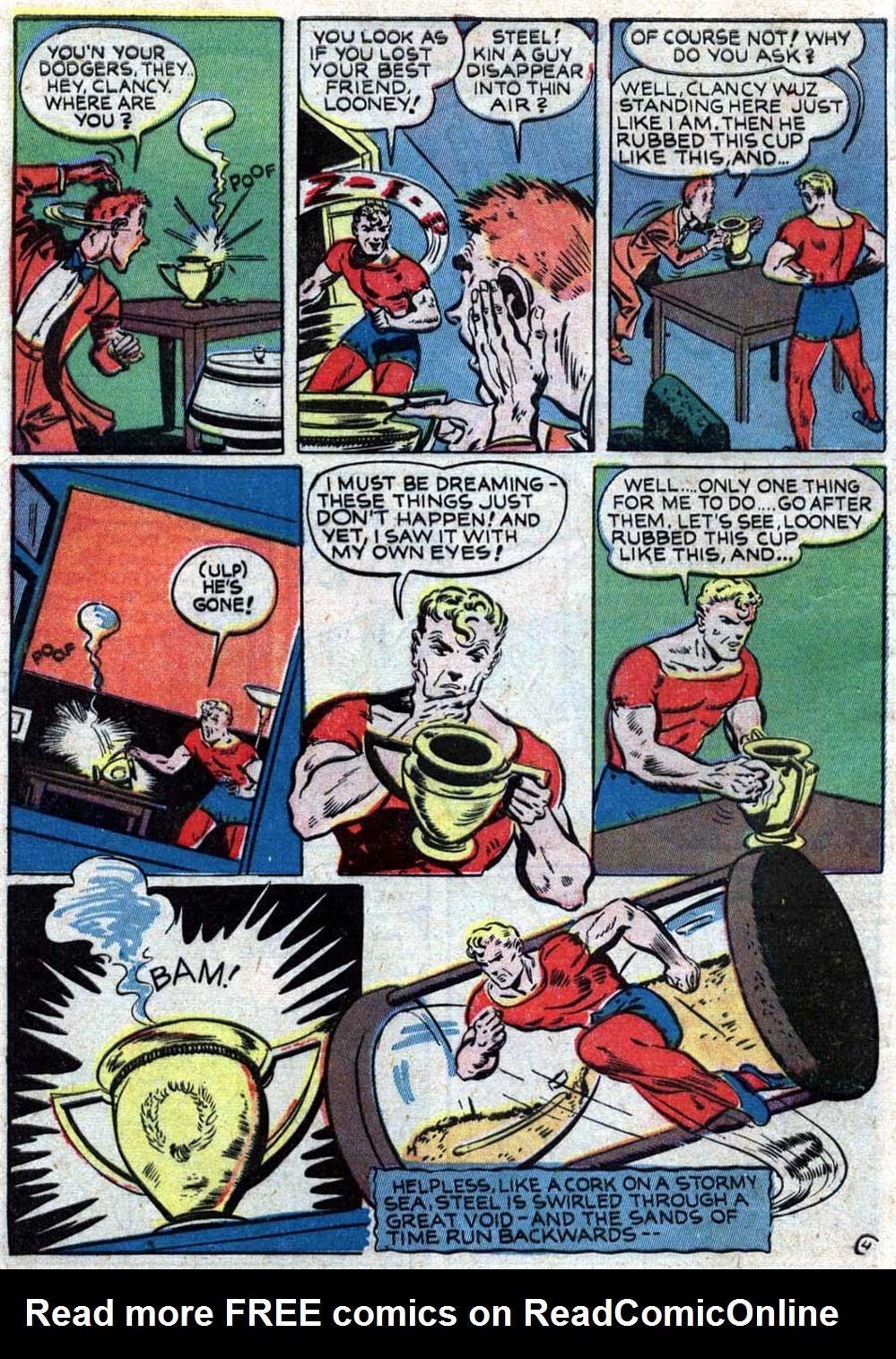 Zip Comics 25 Page 7