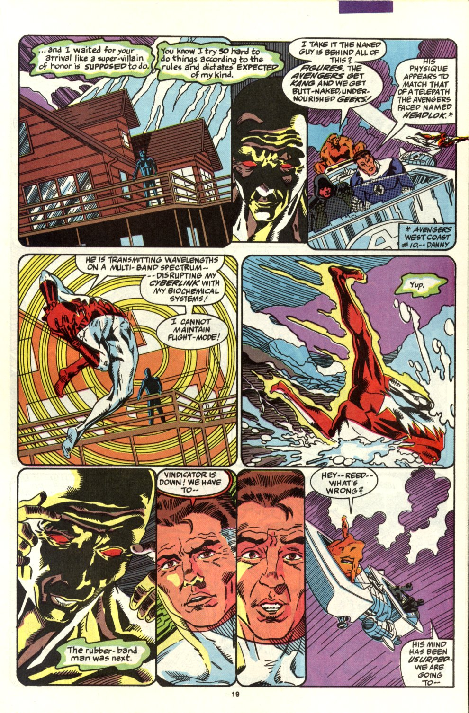Read online Alpha Flight (1983) comic -  Issue #93 - 15