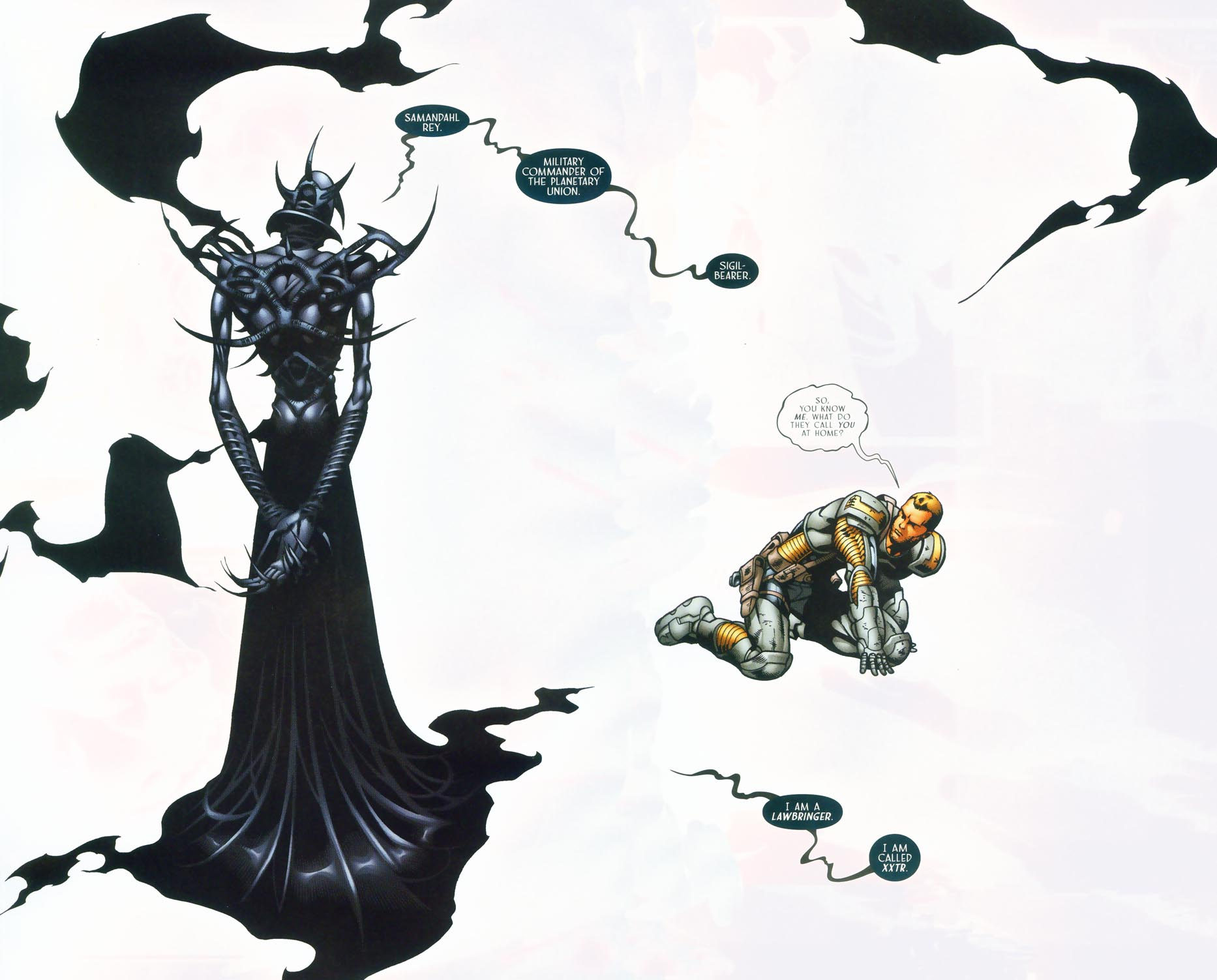 Read online Sigil (2000) comic -  Issue #37 - 7