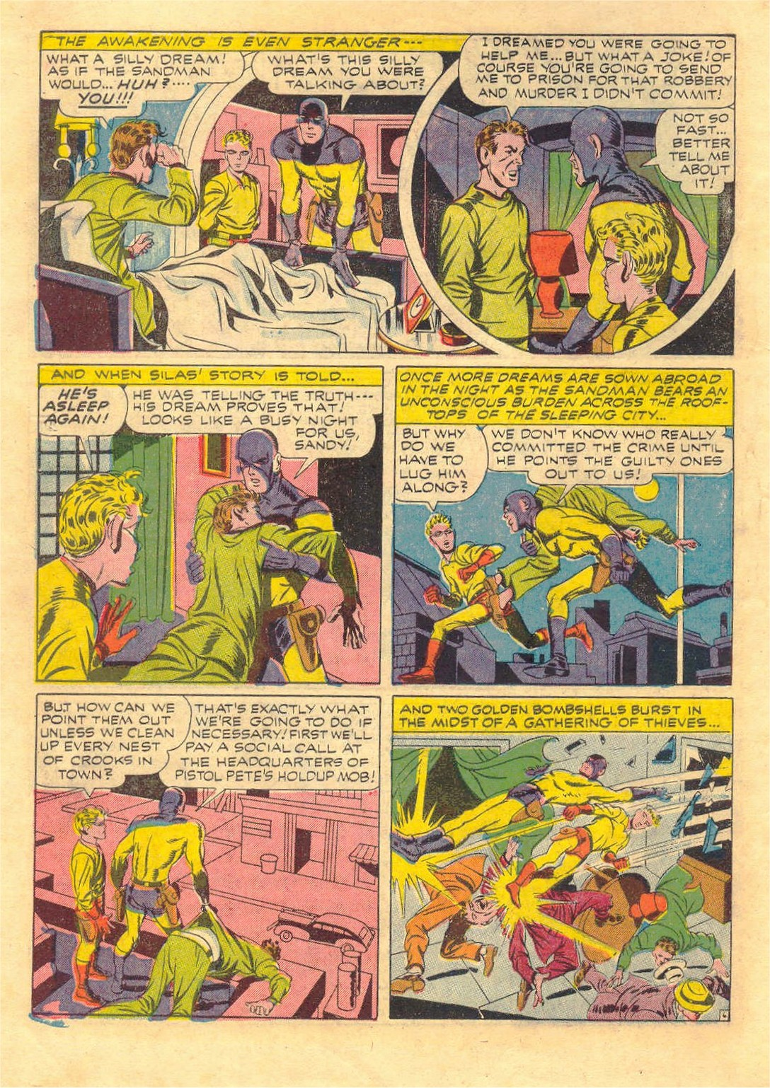 Read online Adventure Comics (1938) comic -  Issue #87 - 8