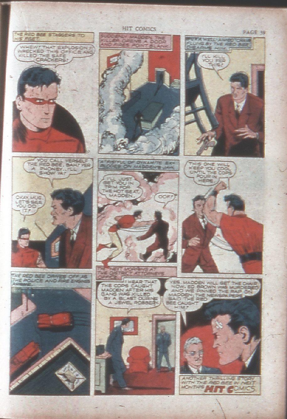Read online Hit Comics comic -  Issue #15 - 41
