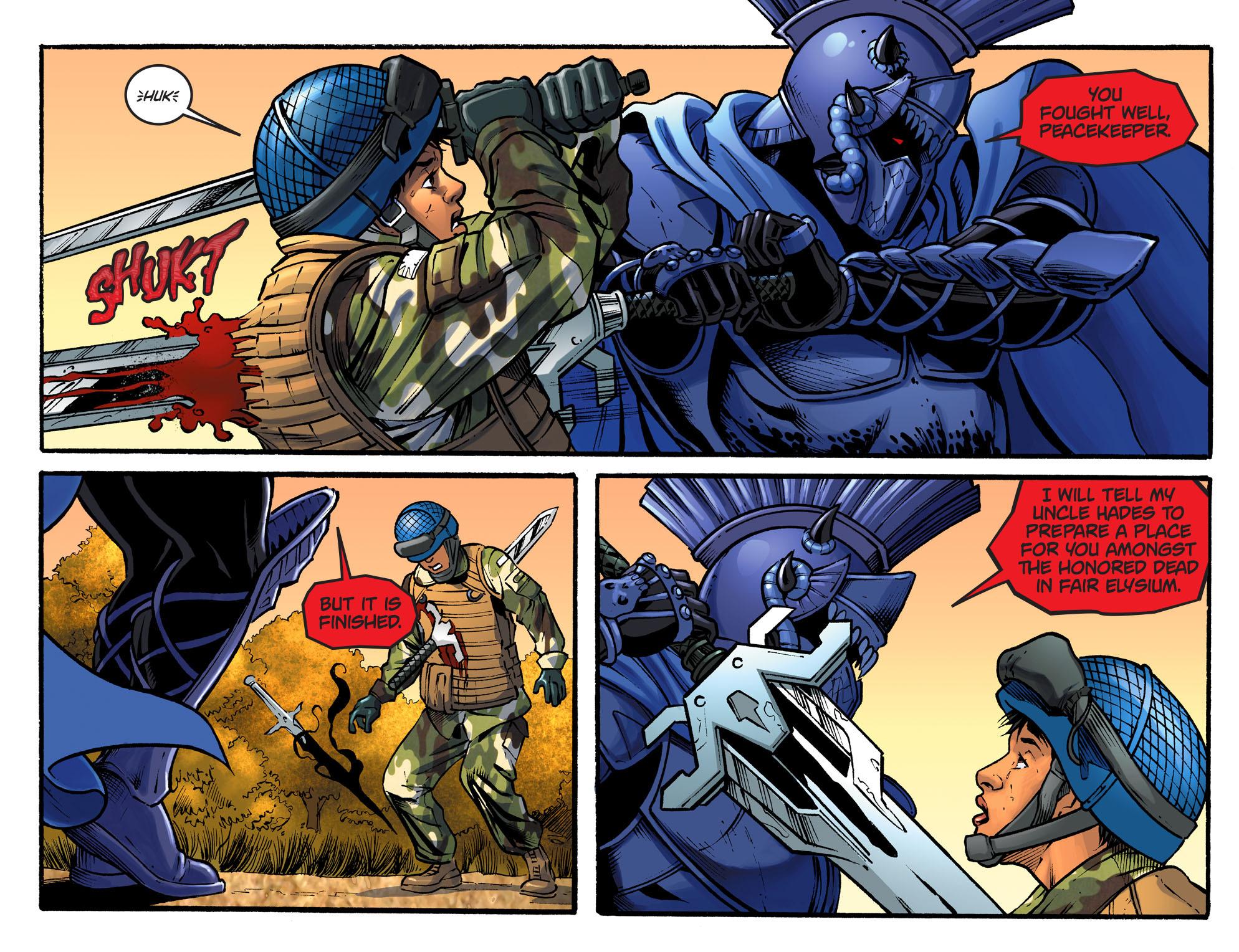 Read online Sensation Comics Featuring Wonder Woman comic -  Issue #34 - 9