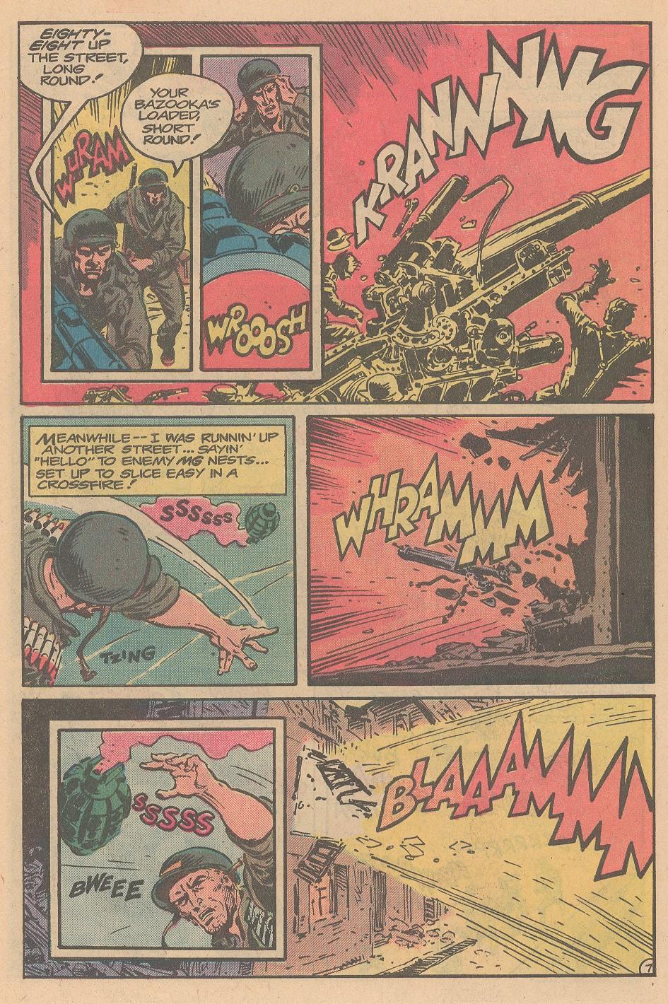 Read online Sgt. Rock comic -  Issue #359 - 8