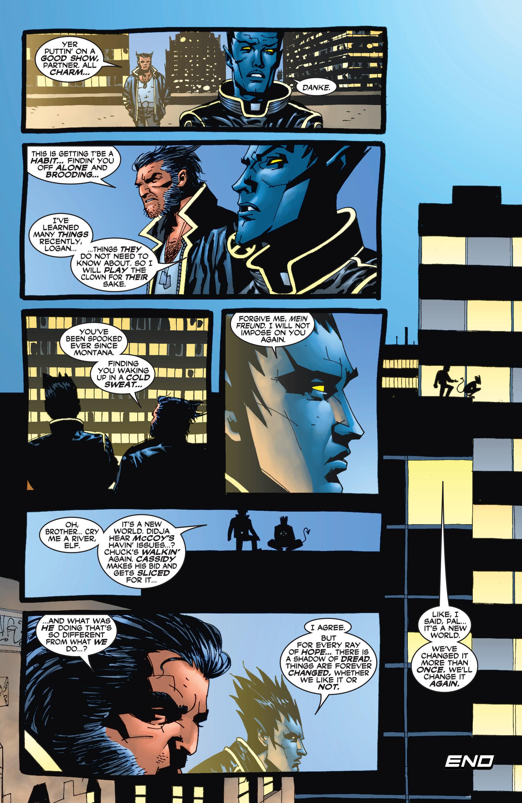 Read online Uncanny X-Men (1963) comic -  Issue #409 - 24