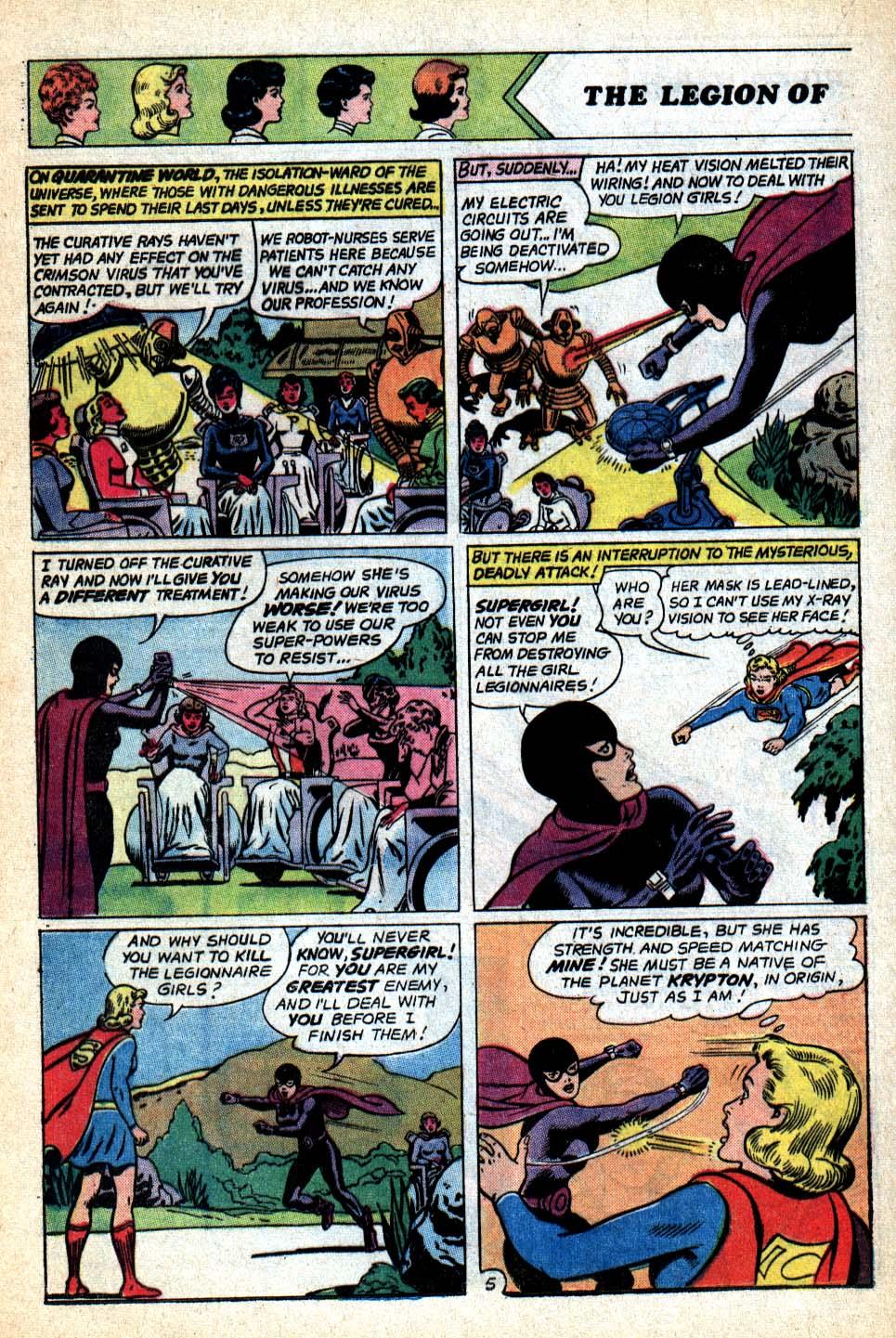 Read online Adventure Comics (1938) comic -  Issue #409 - 36