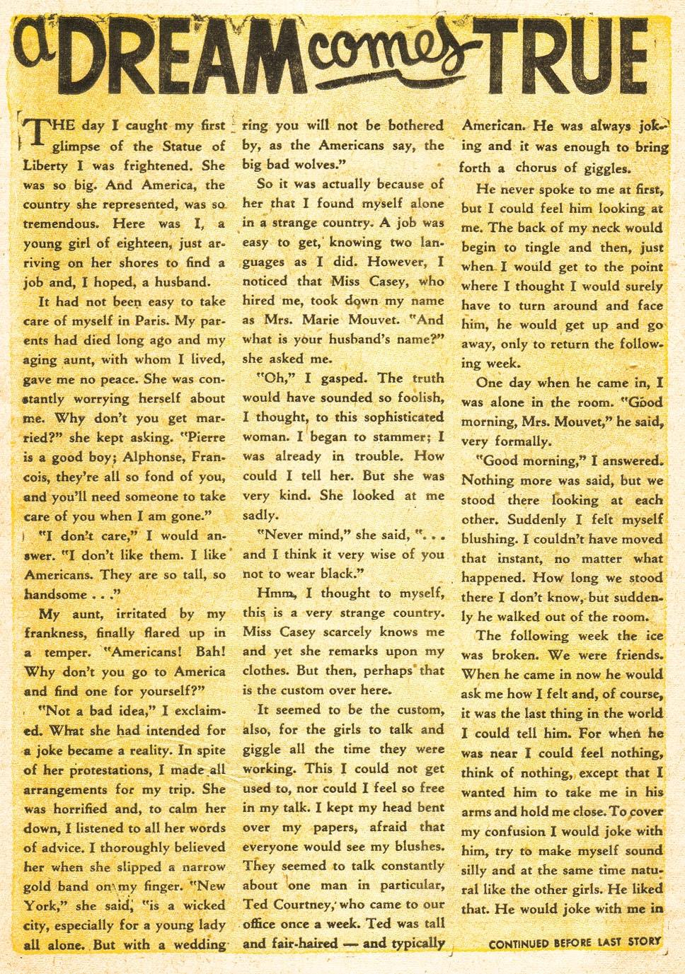 Love Romances (1949) issue 51 - Page 8