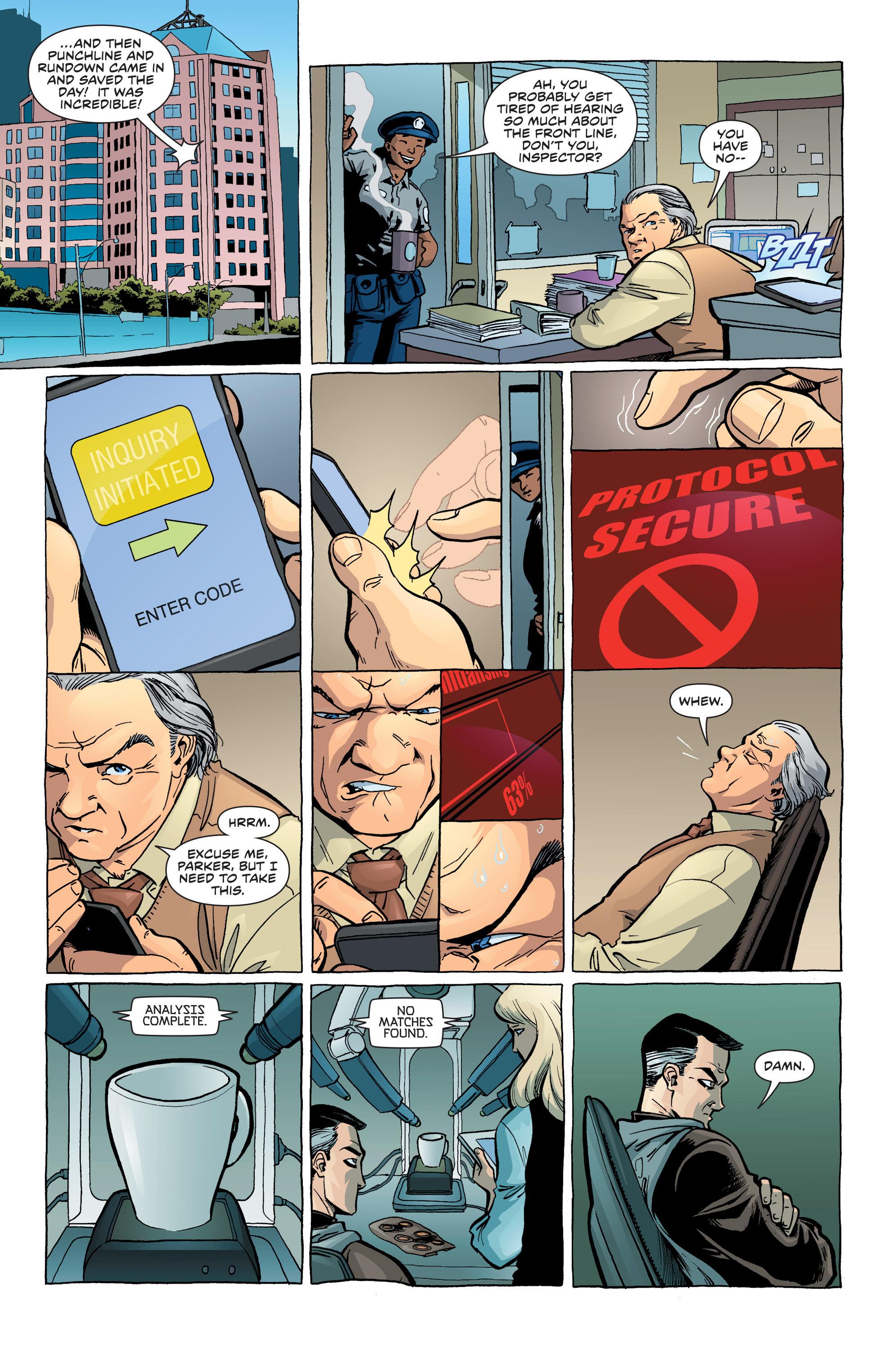 Read online Secret Identities comic -  Issue #3 - 7