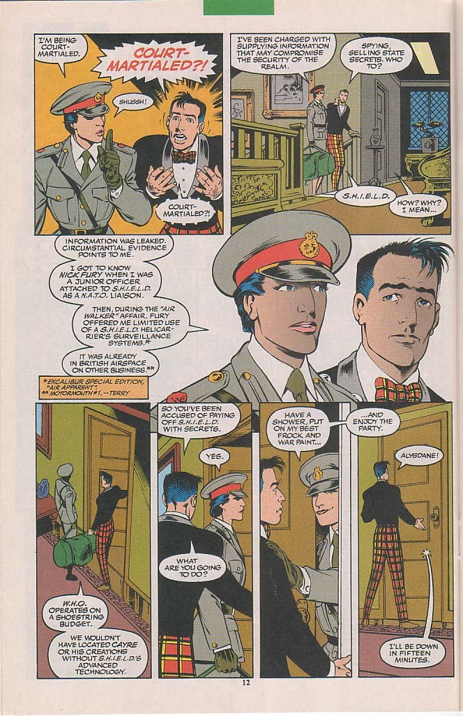 Excalibur (1988) issue 55 - Page 10