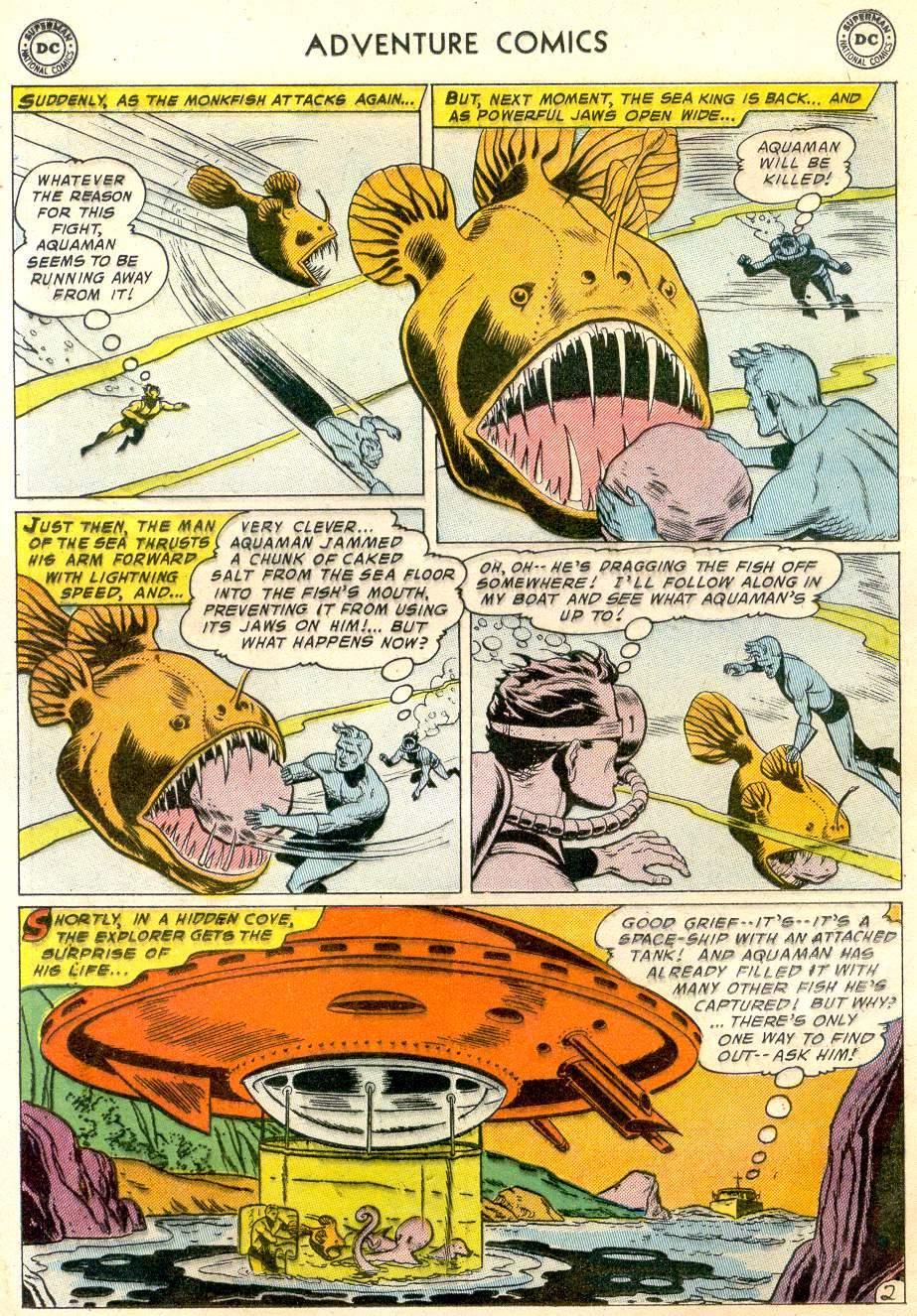 Read online Adventure Comics (1938) comic -  Issue #248 - 26