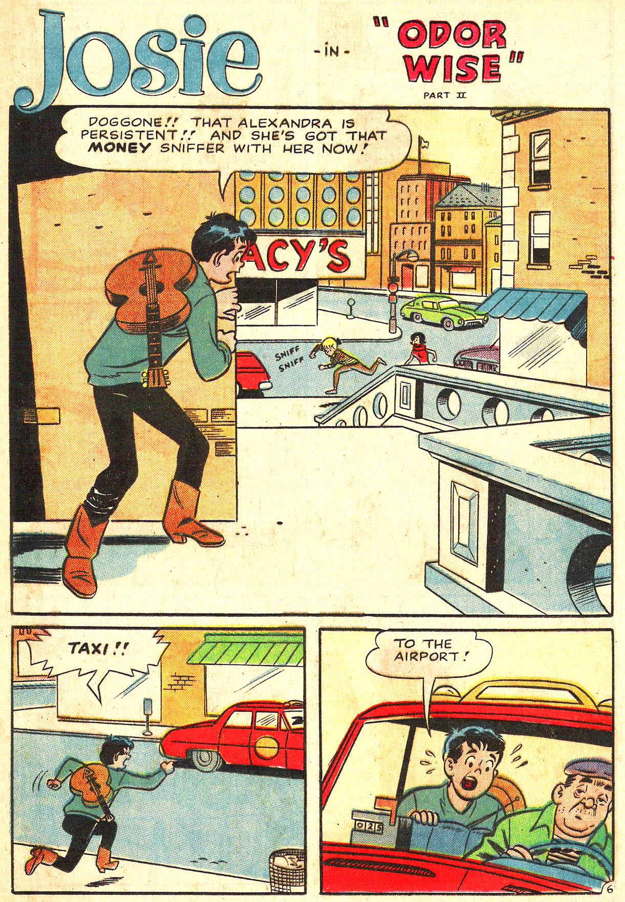 Read online She's Josie comic -  Issue #12 - 29