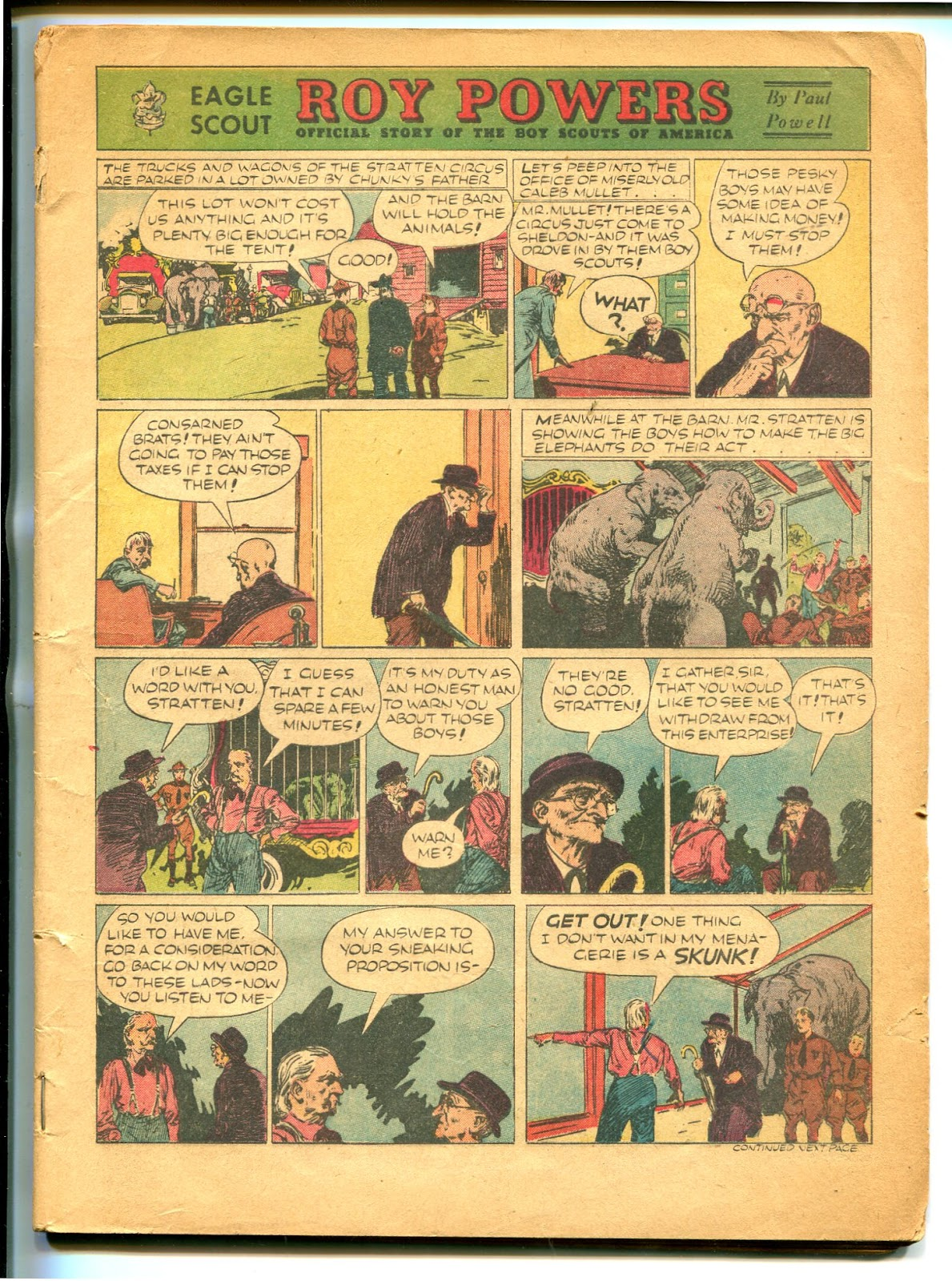 Read online Famous Funnies comic -  Issue #62 - 8