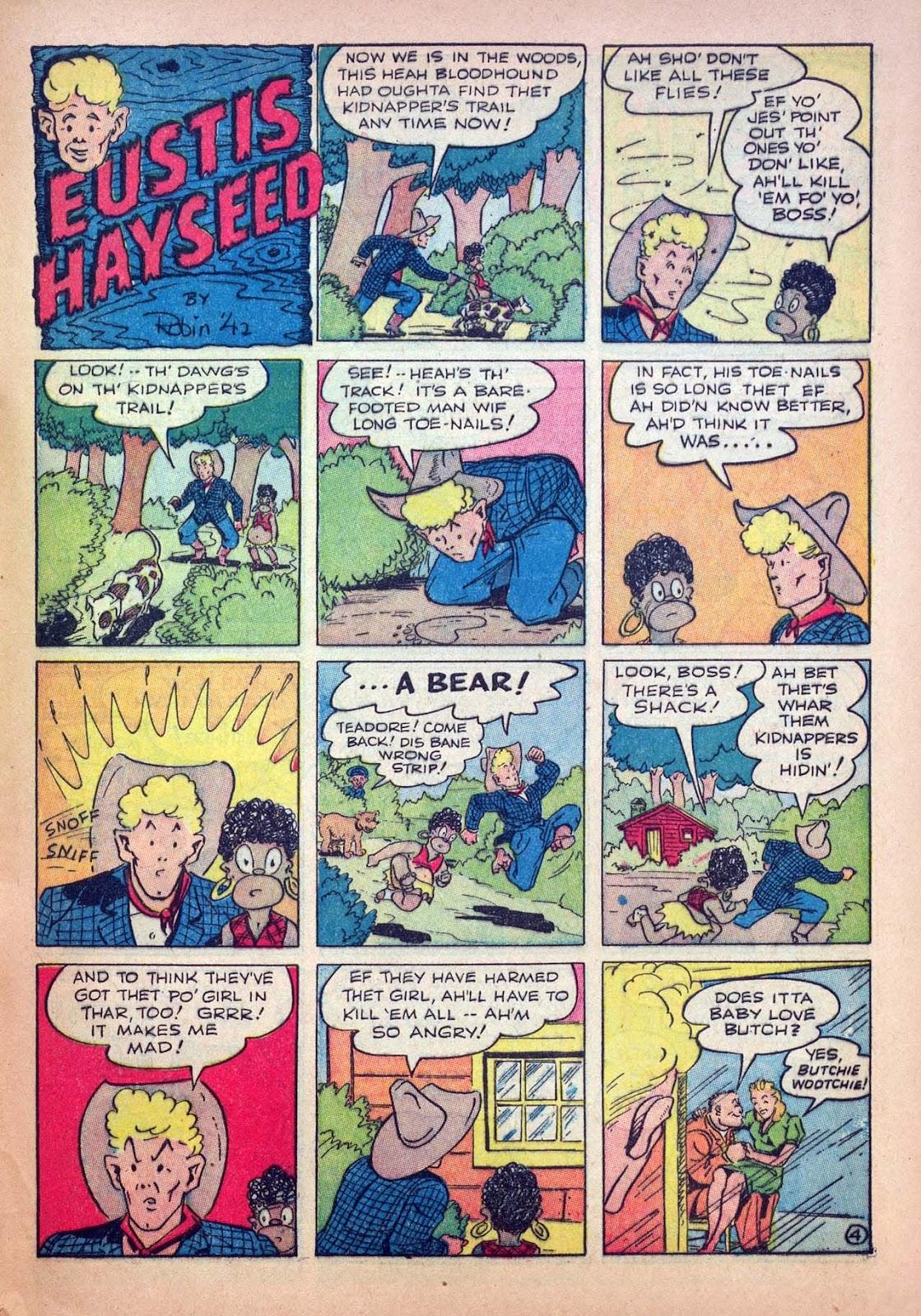 Read online Joker Comics comic -  Issue #4 - 55