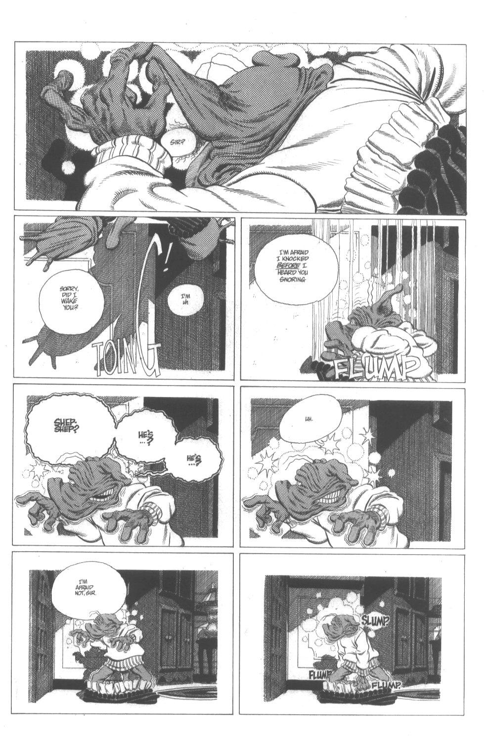 Cerebus Issue #296 #294 - English 19