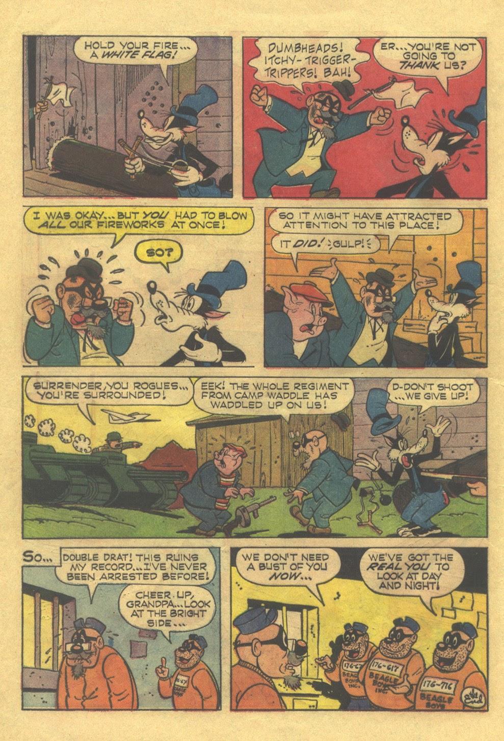 Walt Disney THE BEAGLE BOYS issue 3 - Page 24