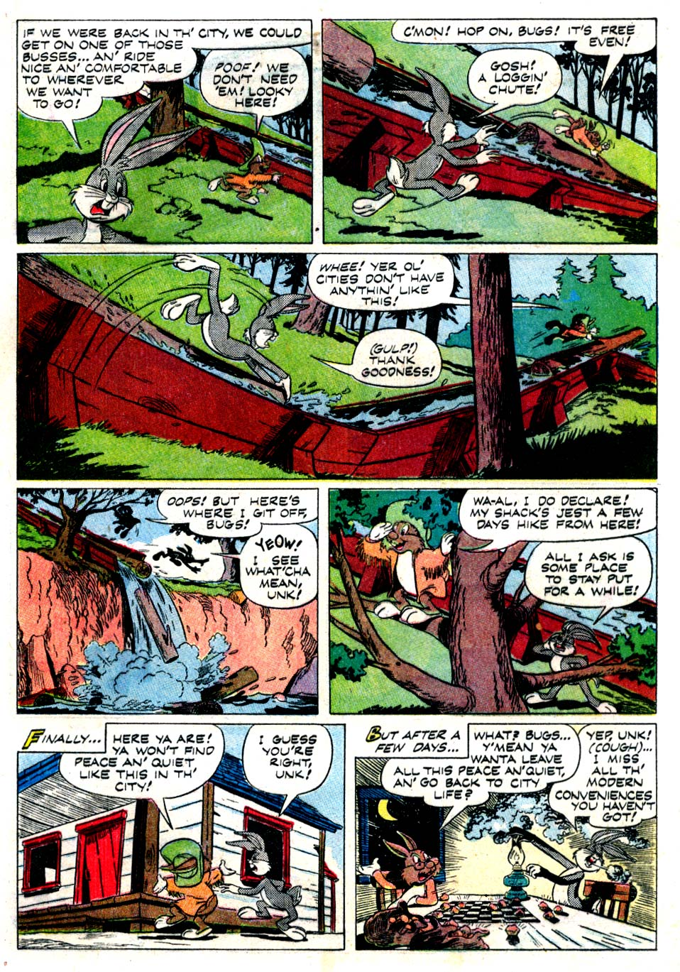 Four Color Comics issue 366 - Page 17