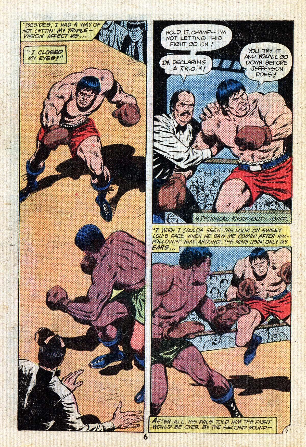Read online Adventure Comics (1938) comic -  Issue #494 - 6