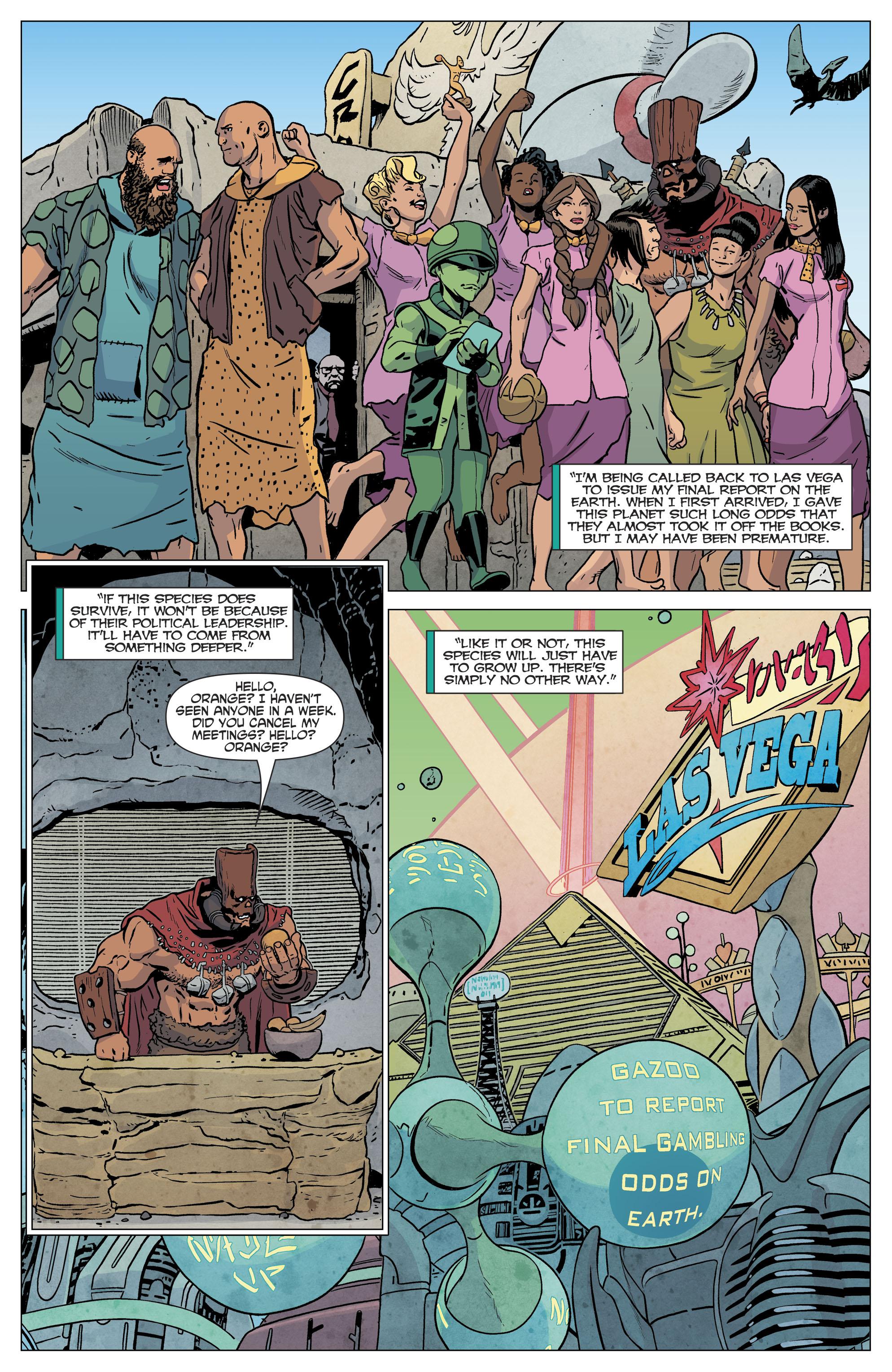 Read online The Flintstones comic -  Issue #12 - 17