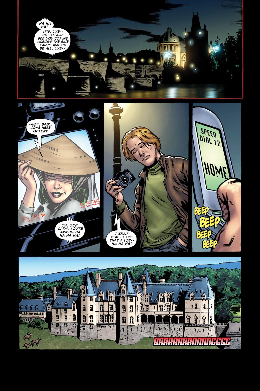 Read online Amazing Fantasy (2004) comic -  Issue #11 - 2