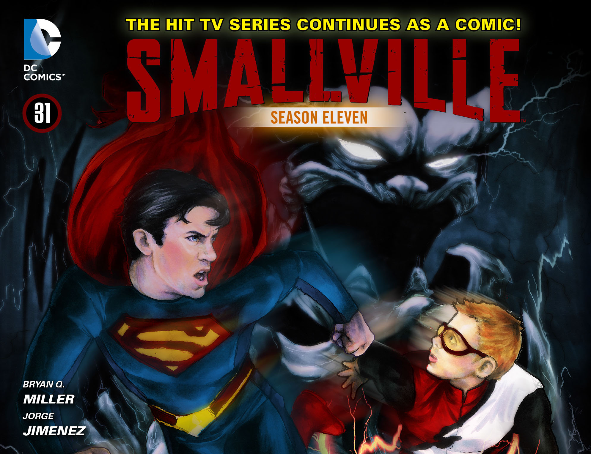Read online Smallville: Season 11 comic -  Issue #31 - 1