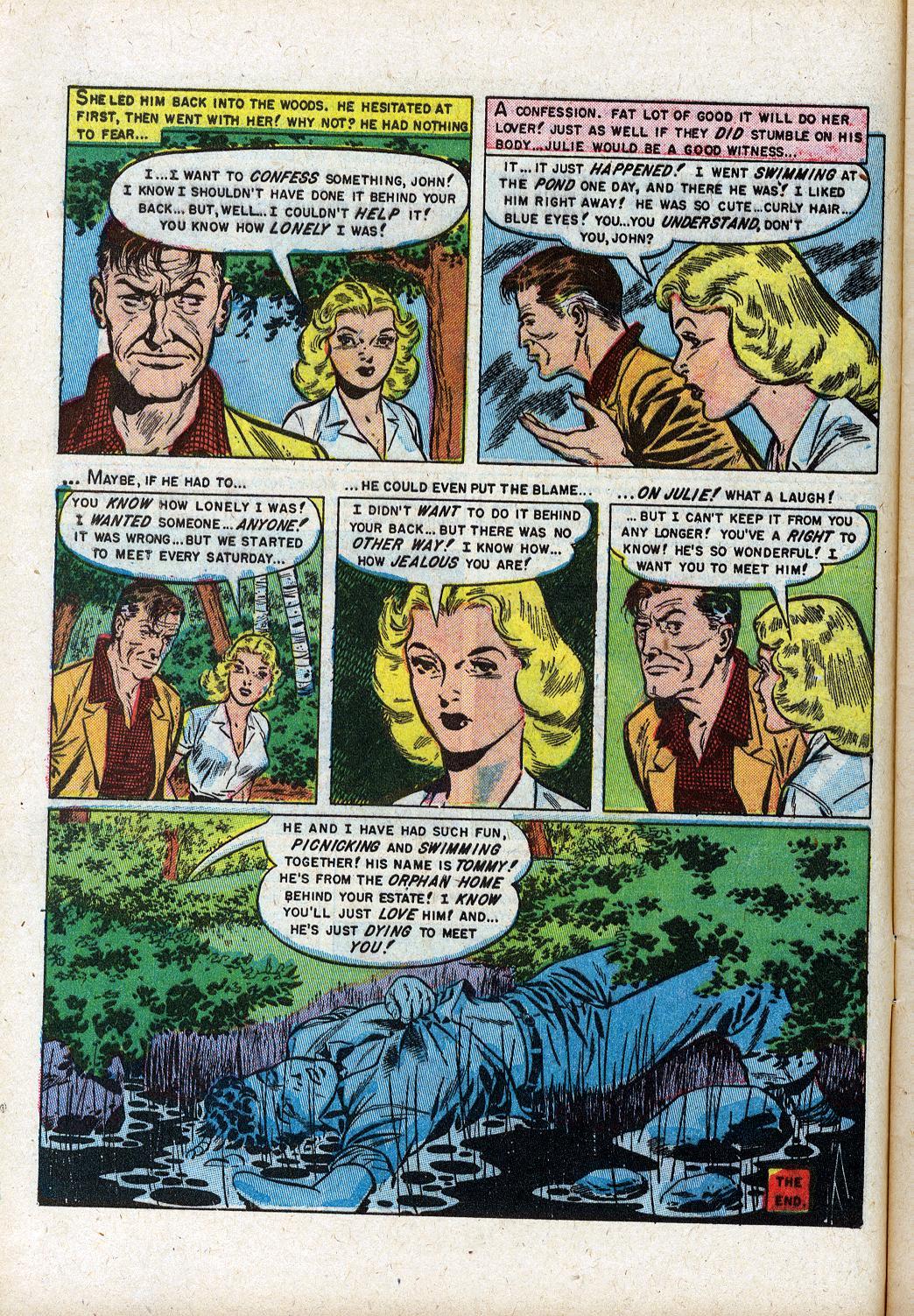 Read online Shock SuspenStories comic -  Issue #11 - 10