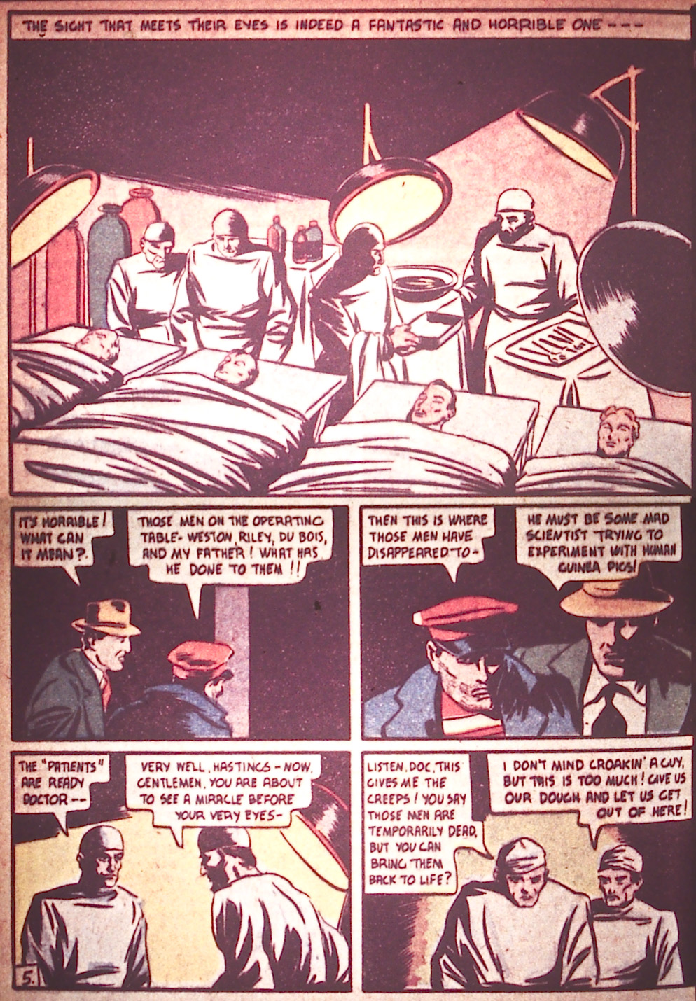 Detective Comics (1937) 8 Page 13