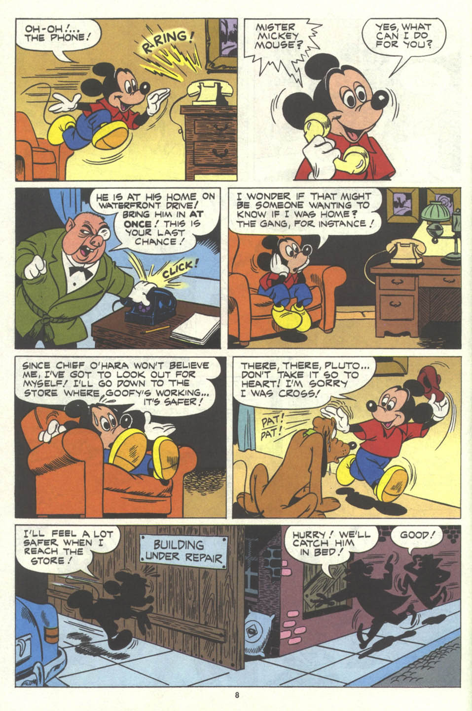 Walt Disney's Comics and Stories issue 576 - Page 54