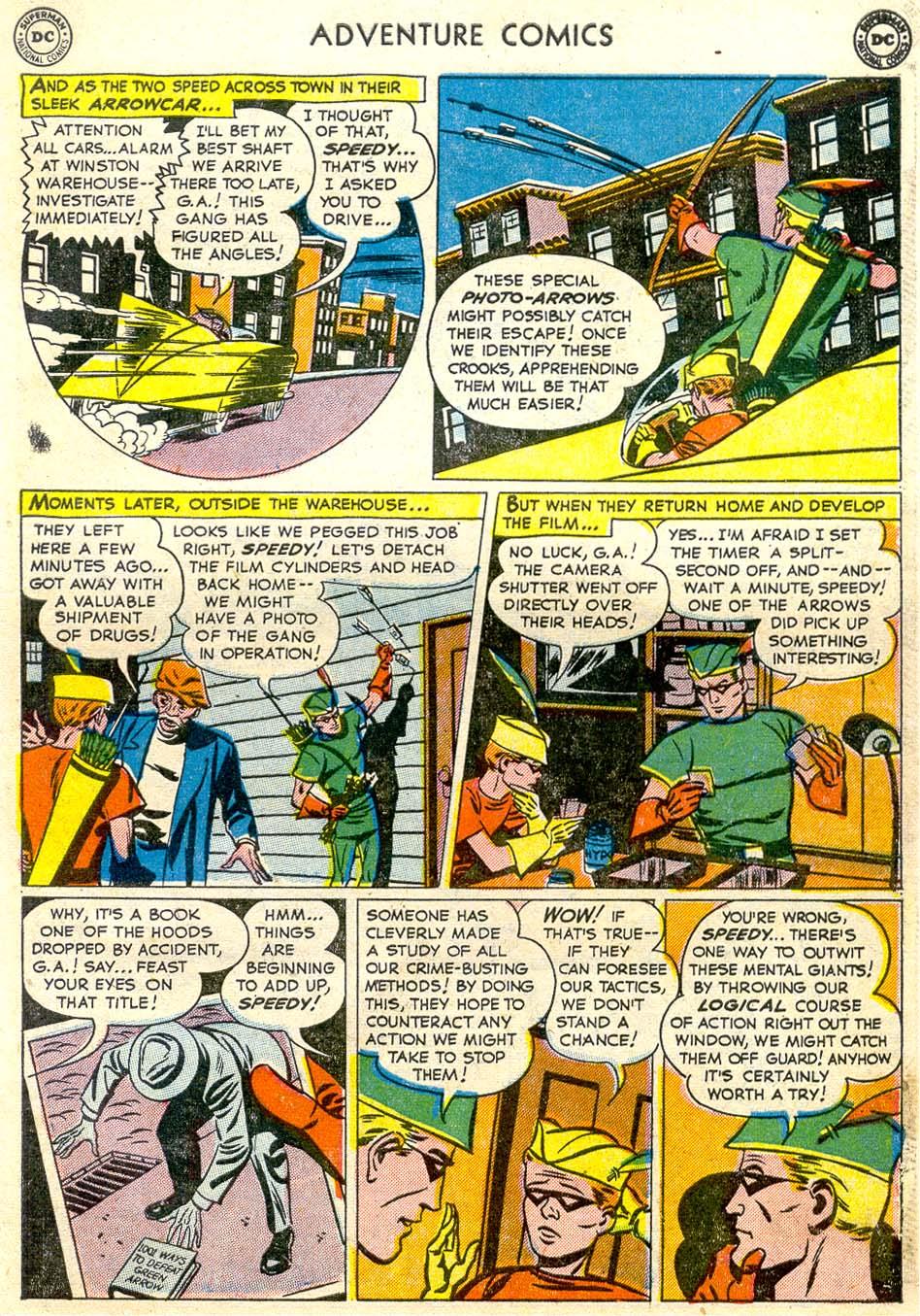 Read online Adventure Comics (1938) comic -  Issue #174 - 37