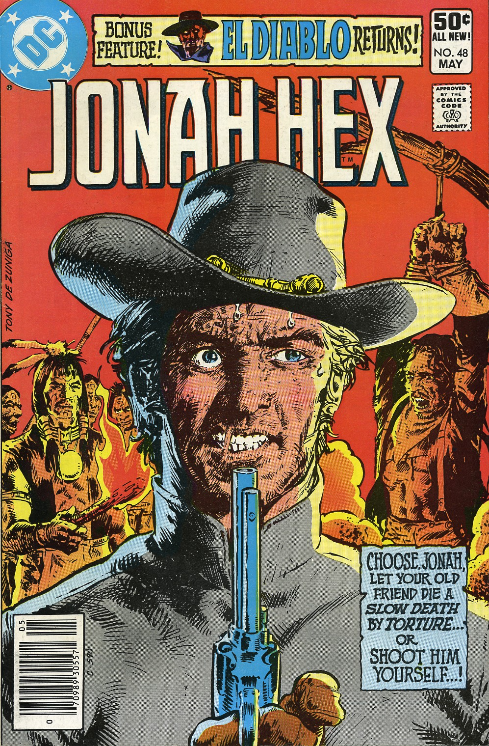 Jonah Hex (1977) 48 Page 1