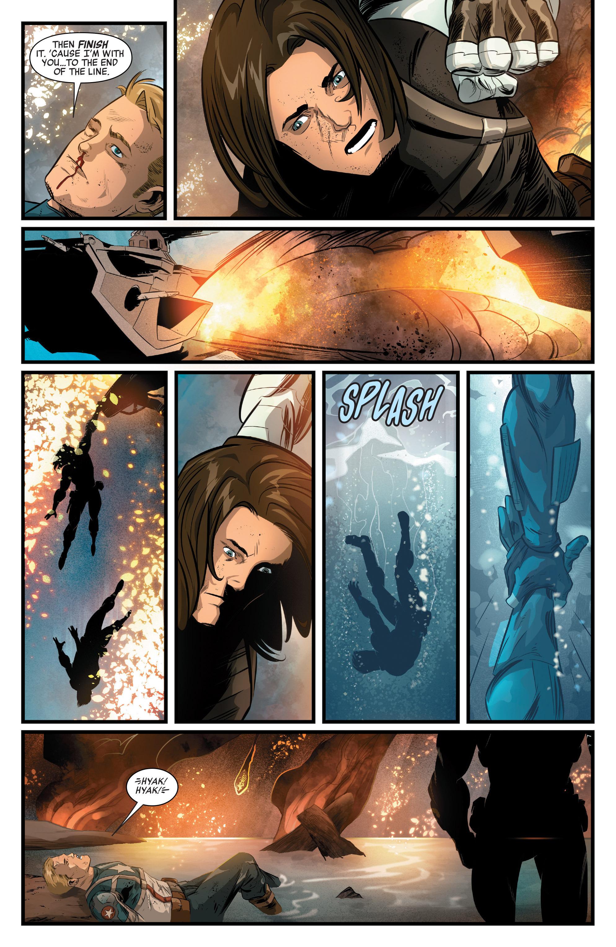 Read online Captain America: Civil War Prelude comic -  Issue #4 - 20