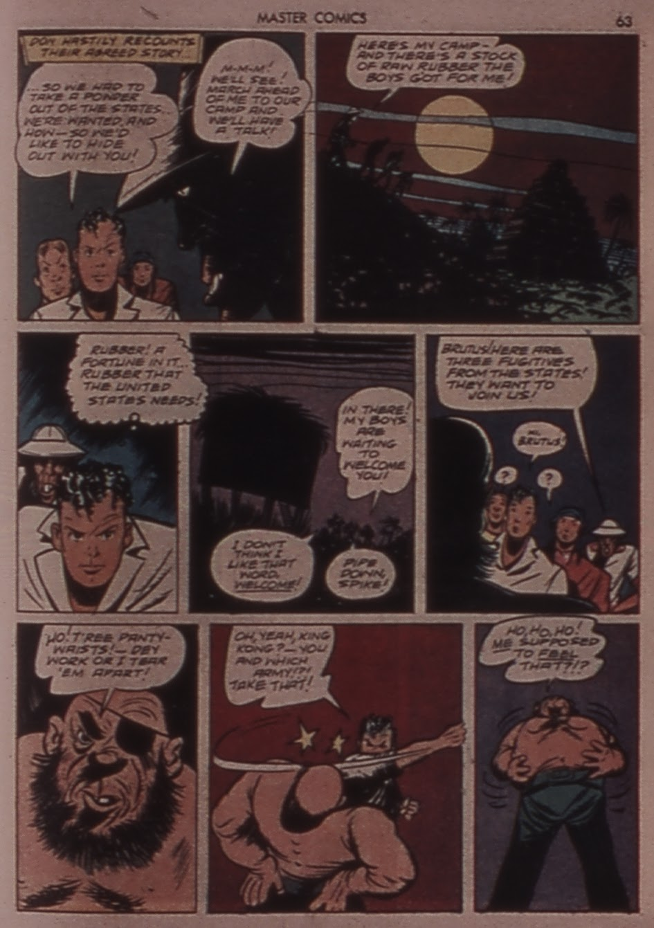 Master Comics issue 30 - Page 63