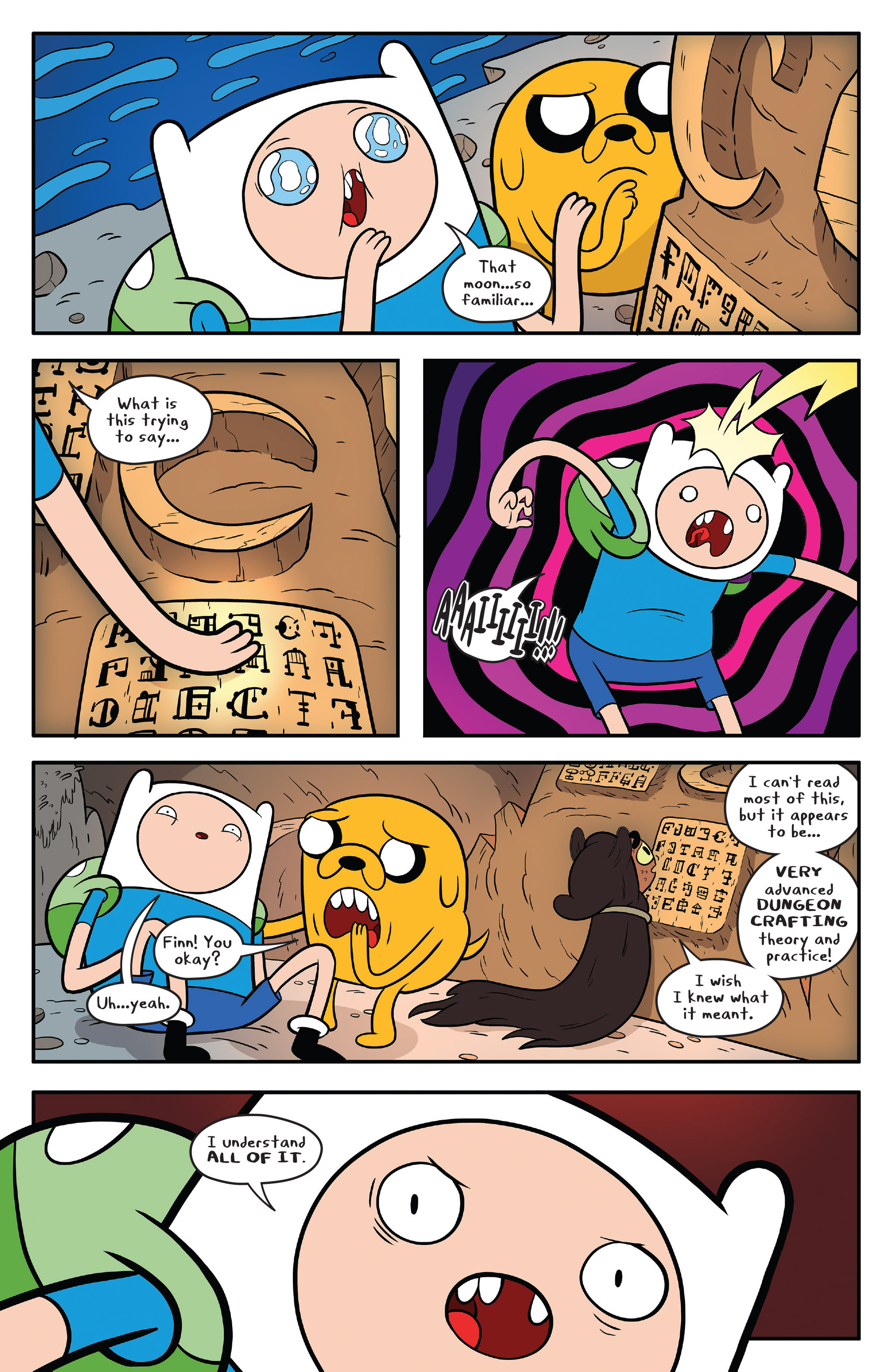 Read online Adventure Time comic -  Issue #59 - 10