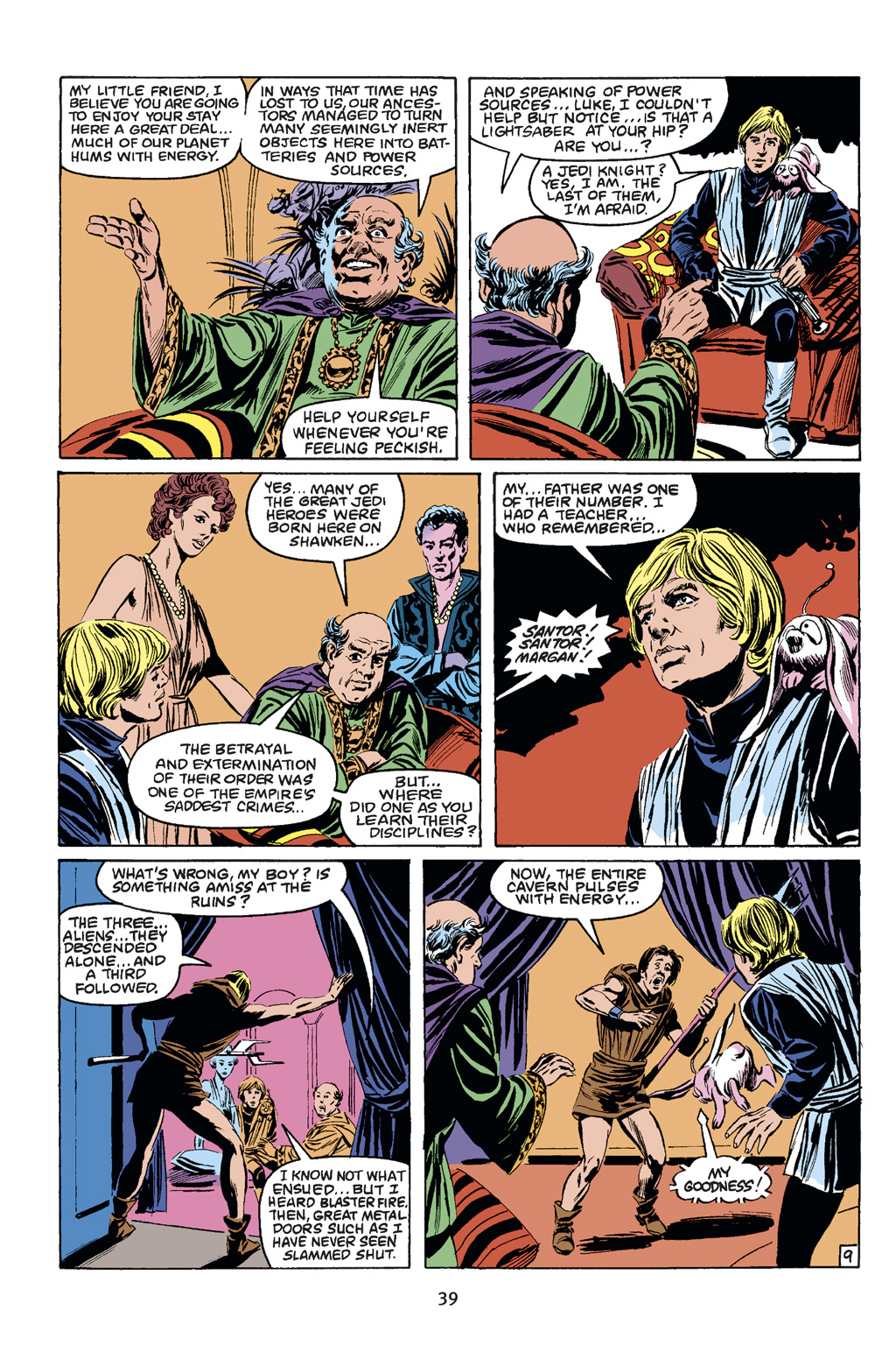 Read online Star Wars Omnibus comic -  Issue # Vol. 21 - 37