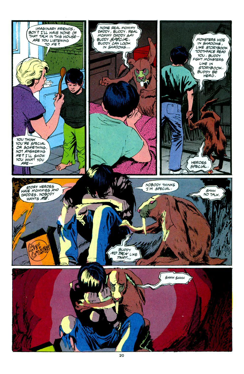 Read online Powerline comic -  Issue #6 - 22