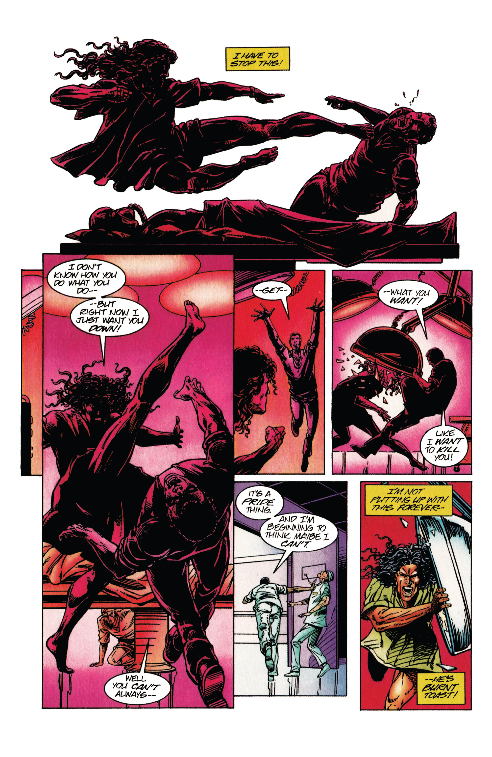 Read online Shadowman (1992) comic -  Issue #27 - 20