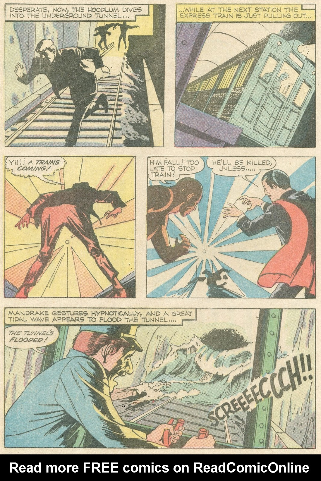 The Phantom (1966) issue 21 - Page 29