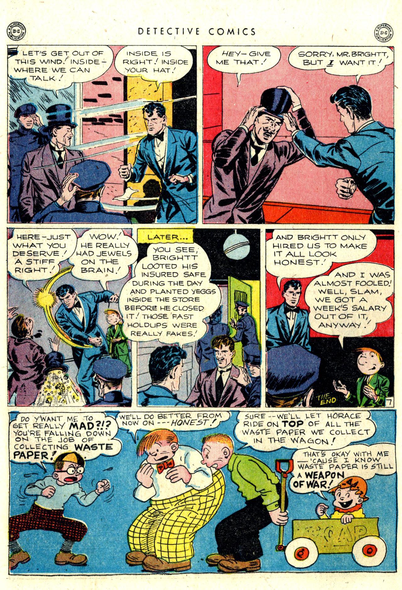 Read online Detective Comics (1937) comic -  Issue #100 - 33