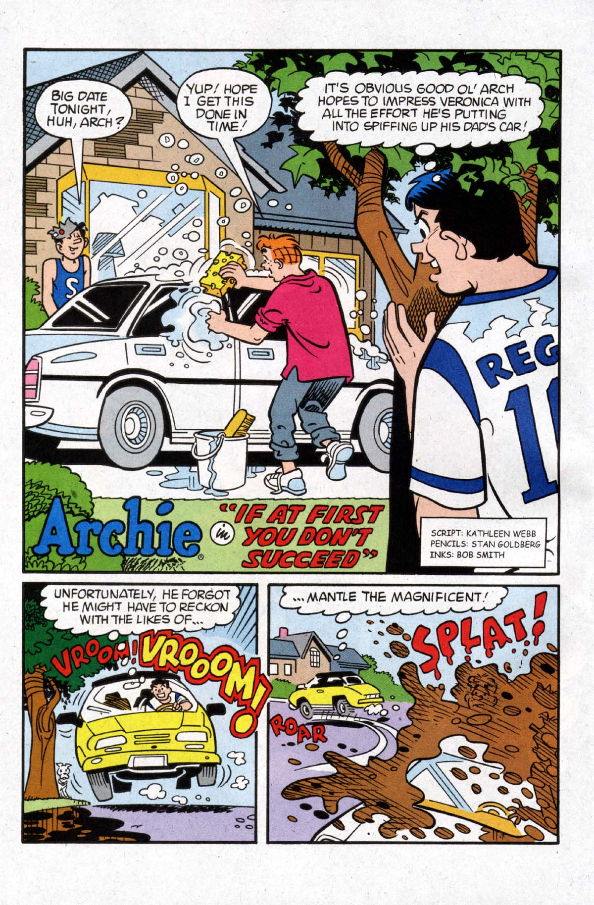 Read online Archie (1960) comic -  Issue #526 - 8