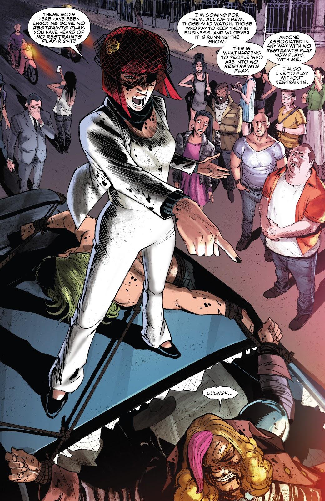 Read online Black Widow (2019) comic -  Issue #2 - 10