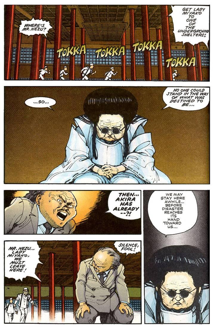 Read online Akira comic -  Issue #11 - 21