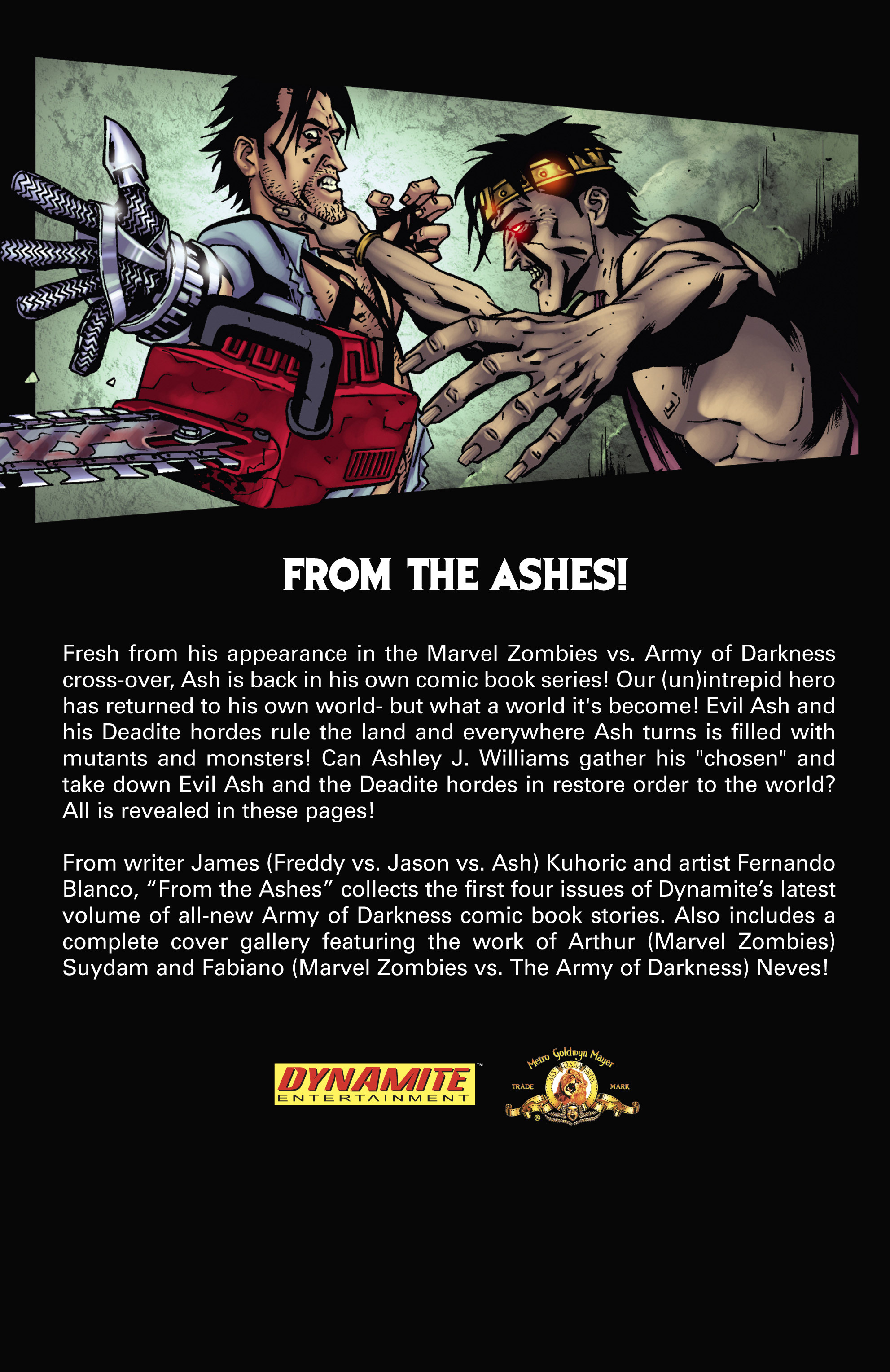 Read online Army of Darkness: From the Ashes comic -  Issue #Army of Darkness: From the Ashes TPB - 2