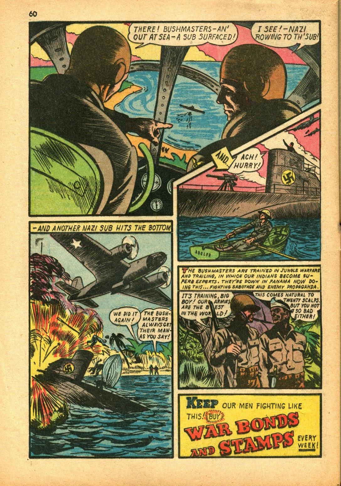 Read online Super-Magician Comics comic -  Issue #15 - 59
