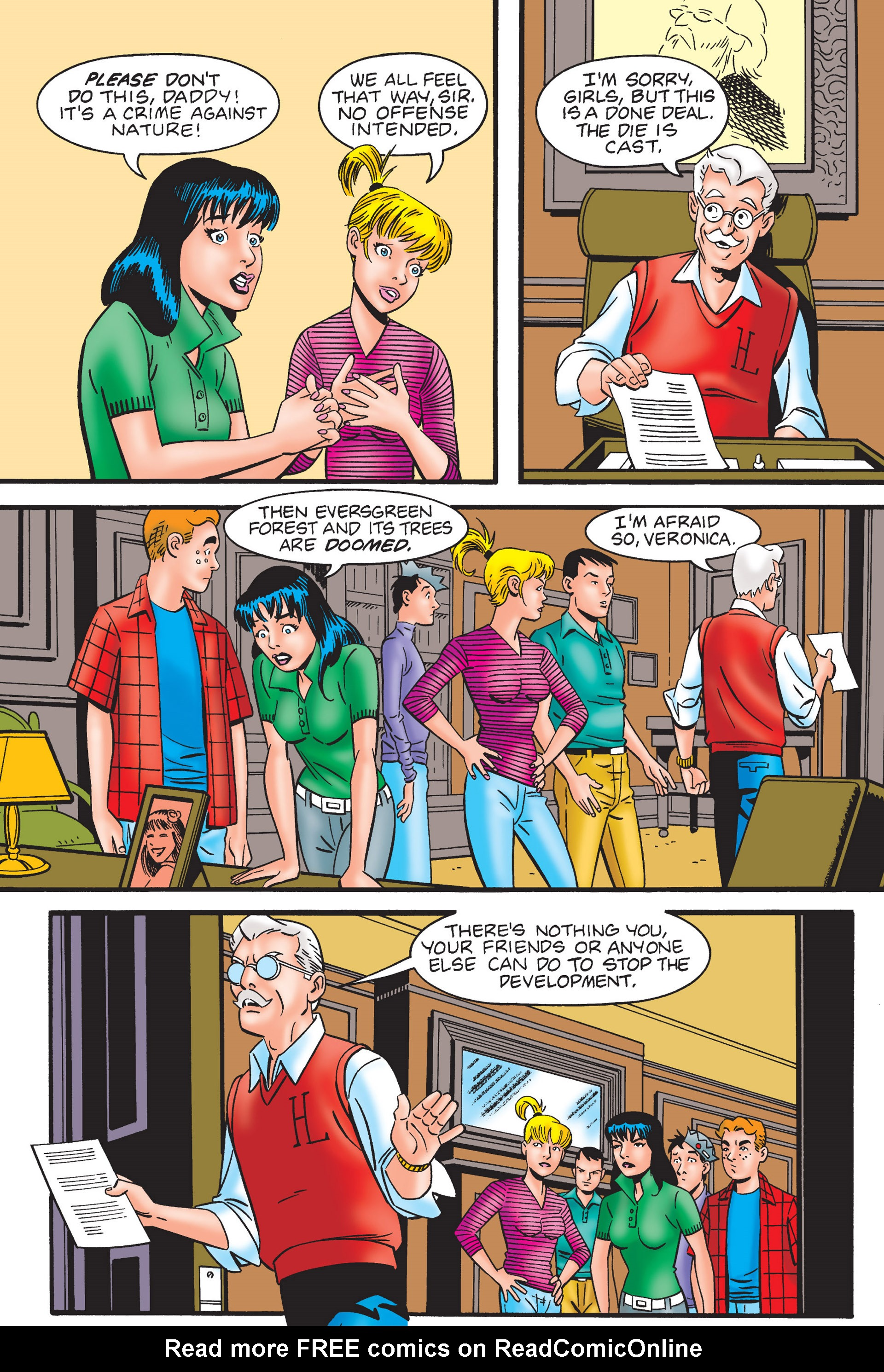Read online Archie's New Look Series comic -  Issue #4 - 29